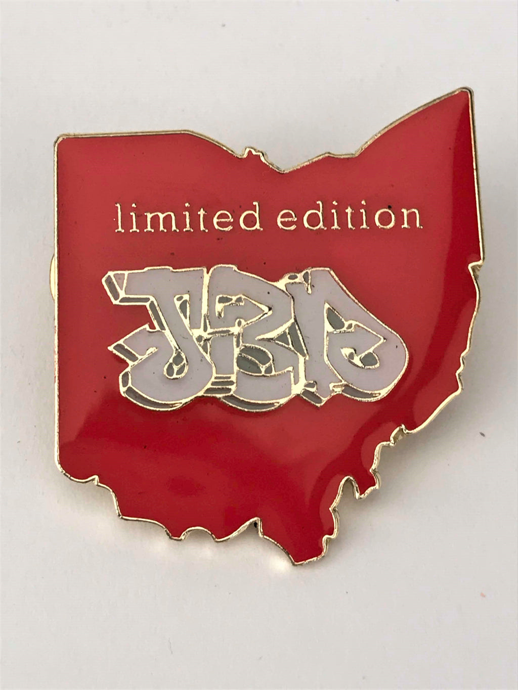 Limited Edition Custom JBD OHIO Pin
