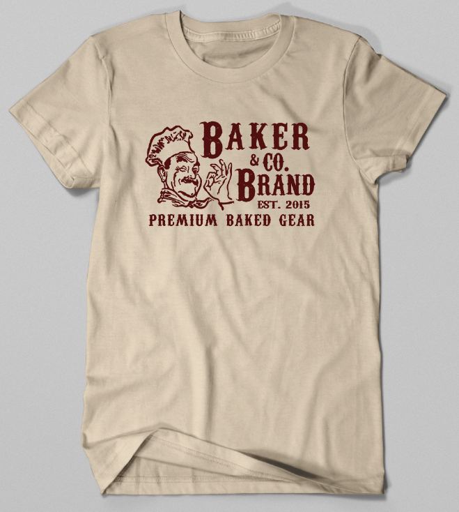 Baker's Choice Official JBD T-Shirt