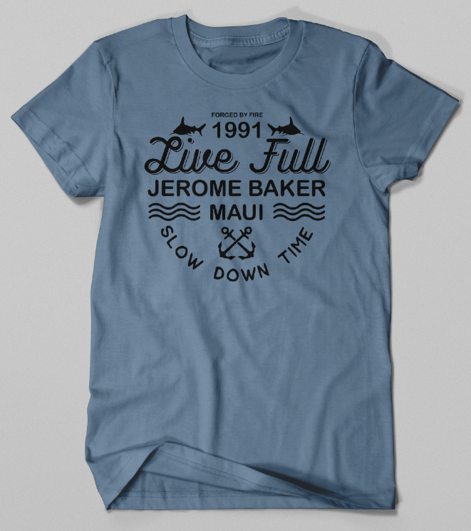 Forged in Fire Official JBD T-Shirt