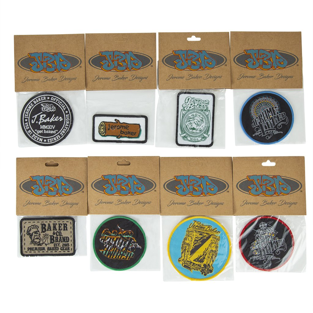 Limited Edition - Custom Patches