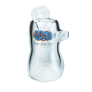 Clear Boy  2 Piece Pipe