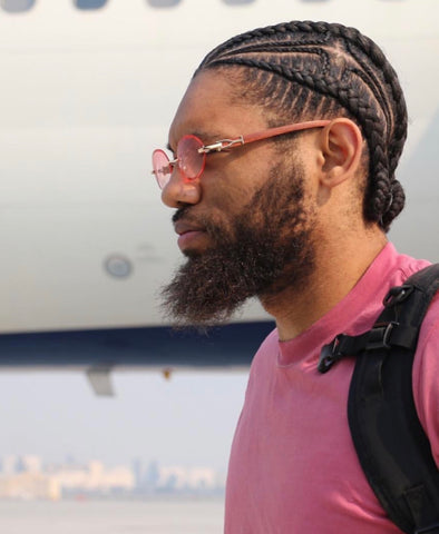 deandre bembry atlanta hawks pink gold wood cartier glasses vwc eyewear