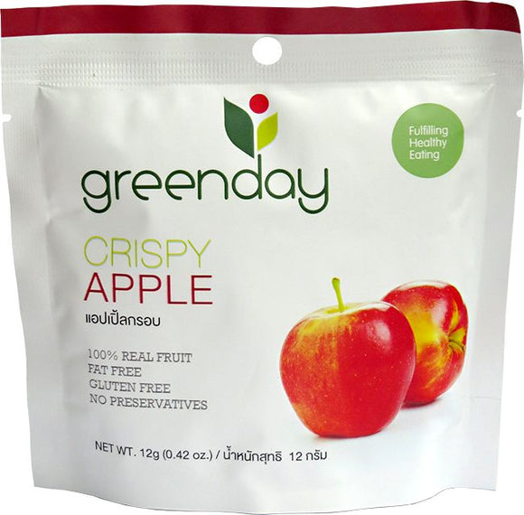 Greenday Crispy Apple – 36 bags (12 grams)