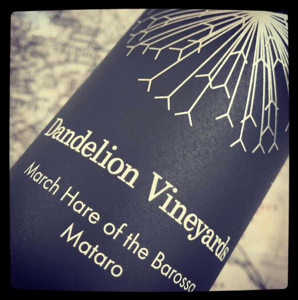 March Hare of the Barossa Mataro