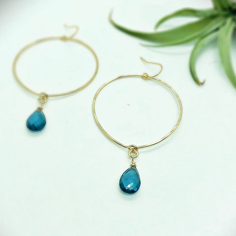 Santa Cruz Blue Hoops