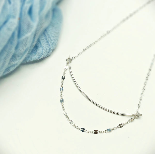Classic Carmel Layered Necklace