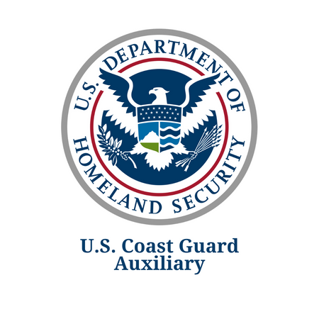 USCG Aux - Dept Homeland Security Employee Uniforms