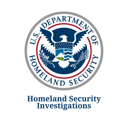 HSI - Dept Homeland Security Employee Uniforms
