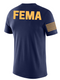 FEMA Agency Identifier T Shirt - Short Sleeve - FEDS Apparel