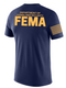 DHS FEMA Agency Identifier T Shirt - Short Sleeve - FEDS Apparel