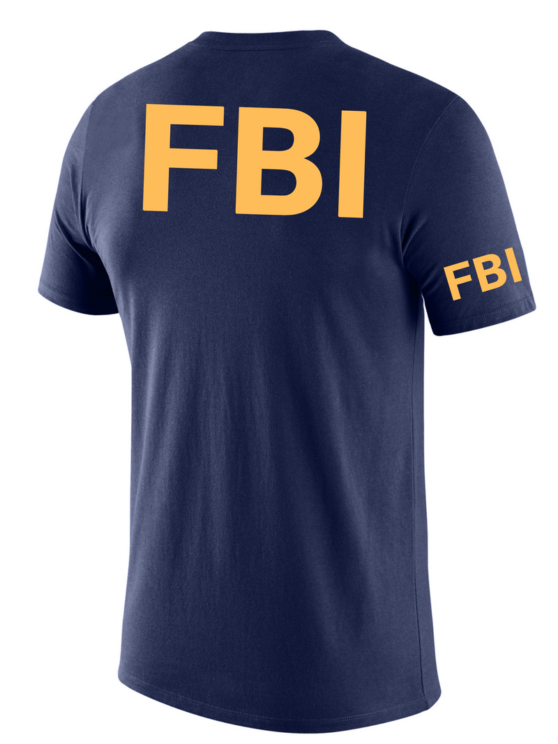 FBI Agency Identifier T Shirt - Short Sleeve - FEDS Apparel