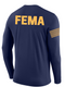 FEMA Agency Identifier T Shirt - Long Sleeve - FEDS Apparel