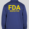 FDA Inspector Agency Identifier Jacket - FEDS Apparel