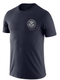 SUBDUED DHS U.S. Coast Guard Auxiliary Agency Identifier T Shirt - Short Sleeve - FEDS Apparel