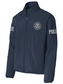 SUBDUED DHS POLICE Agency Identifier Jacket - FEDS Apparel