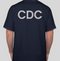 CDC Agency Identifier T Shirt - Short Sleeve - FEDS Apparel