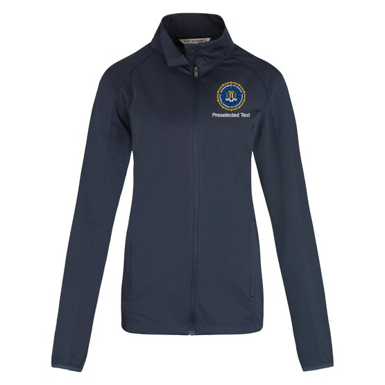 FBI Women's Soft Shell Jacket - FEDS Apparel