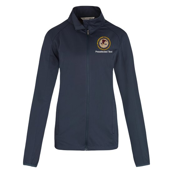 Department of Justice - Women's Soft Shell Jacket - FEDS Apparel
