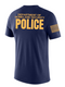 DHS POLICE Agency Identifier T Shirt - Short Sleeve - FEDS Apparel