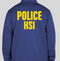 Police HSI Agency Identifier Jacket - FEDS Apparel
