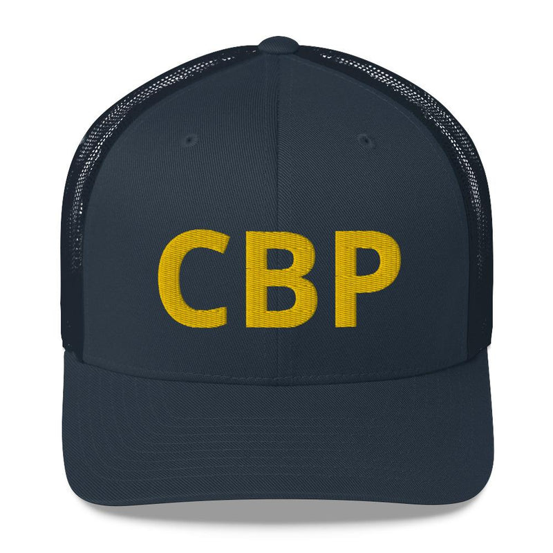 CBP Trucker Hat - FEDS Apparel
