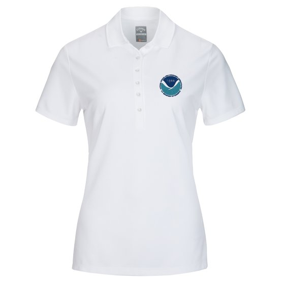 NOAA Polo Shirt - Women's Short Sleeve - FEDS Apparel