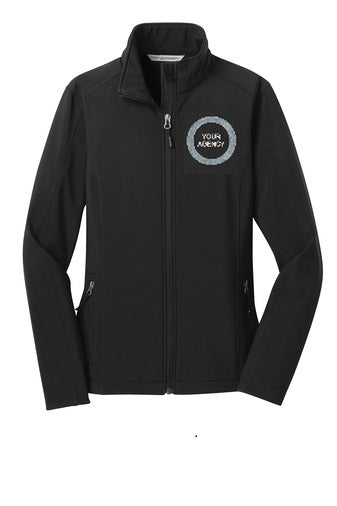 Women's Soft Shell Jacket - FEDS Apparel