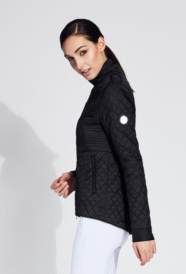 Oak Quilted Jacket