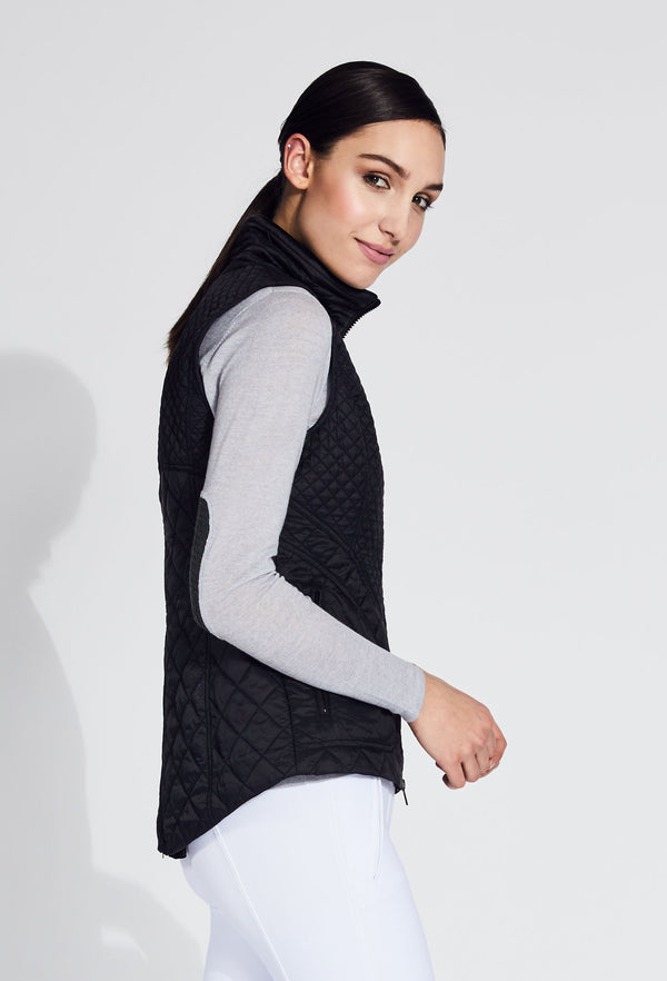 Carlyle Quilted Vest