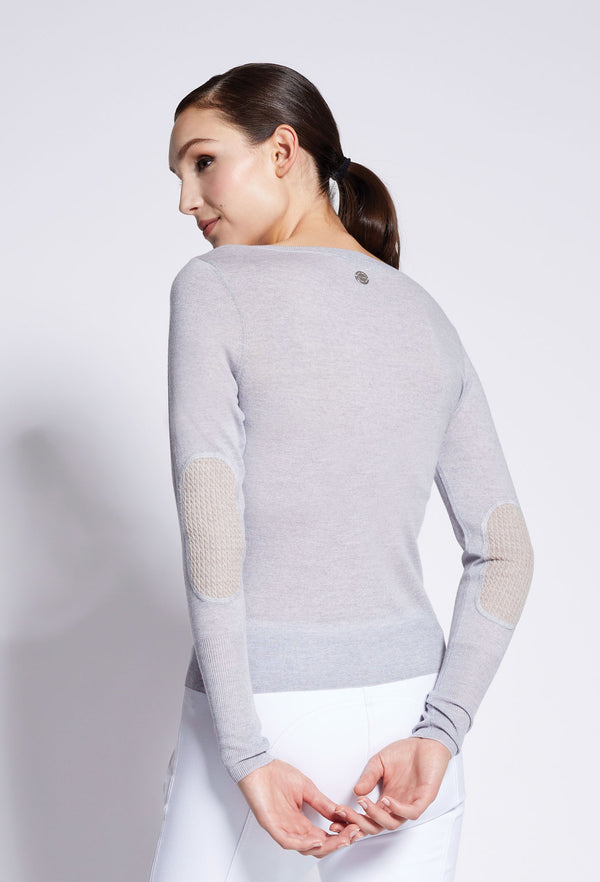 Adara V Neck Merino Sweater