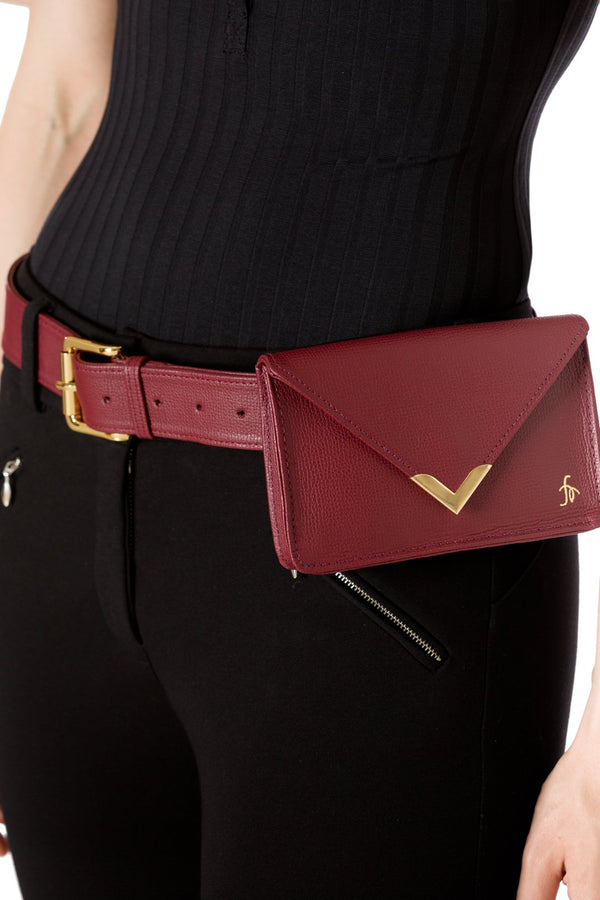 Cremisi- The Equestrian Hip Bag
