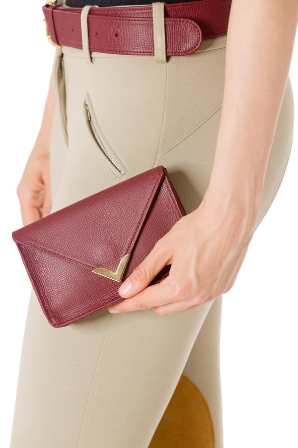 Cremisi-The Equestrian Clutch