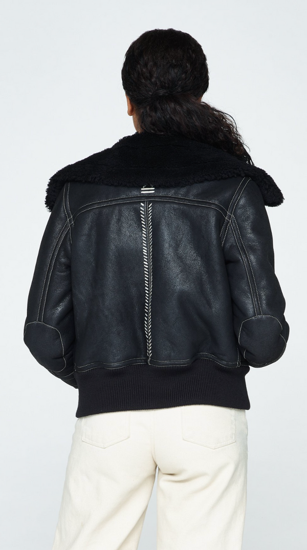 Alexa Fairchild Freedom Rider Jacket