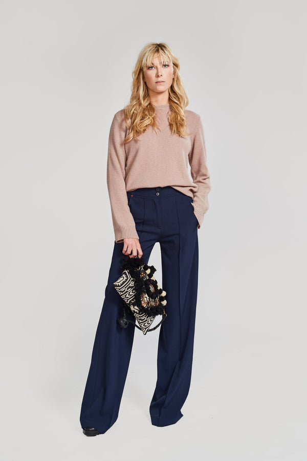 Alexa Fairchild London Pants  - Navy