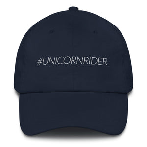 #Unicorn Rider Baseball Hat