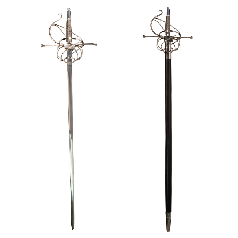 Hand Forged Rapier Sword
