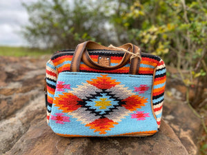 STS Saltillo Serape Makeup Bag