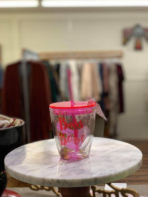 Boss Babe Tumbler Cup