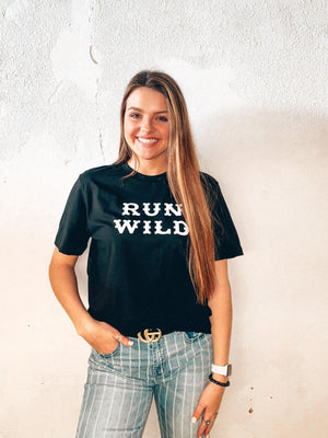 Run Wild Tshirt