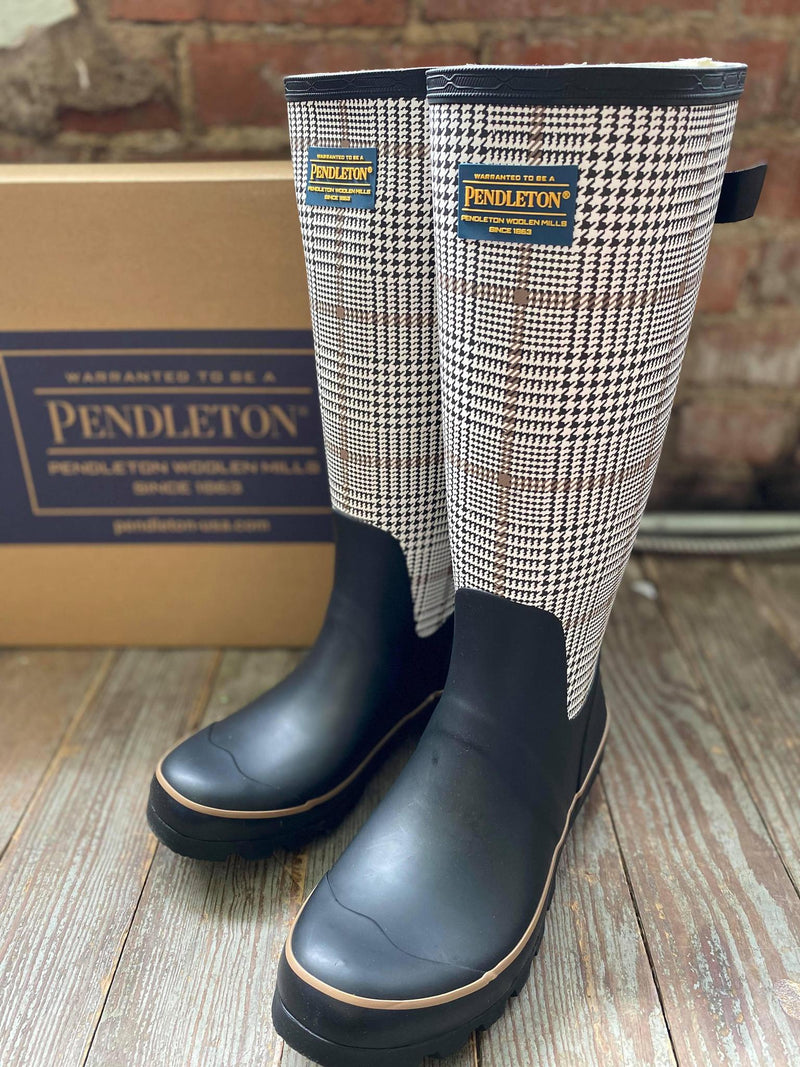 Pendleton Classic Carnegie Tall Boot