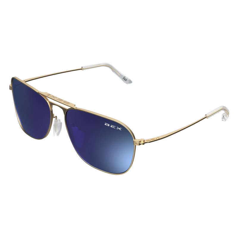 Bex Sunglasses Ranger Gold/Sky