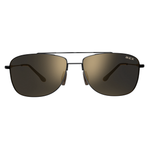 Bex Sunglasses Draeklyn Black/Brown