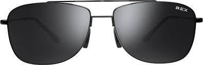 Bex Sunglasses Draeklyn Black/Gray
