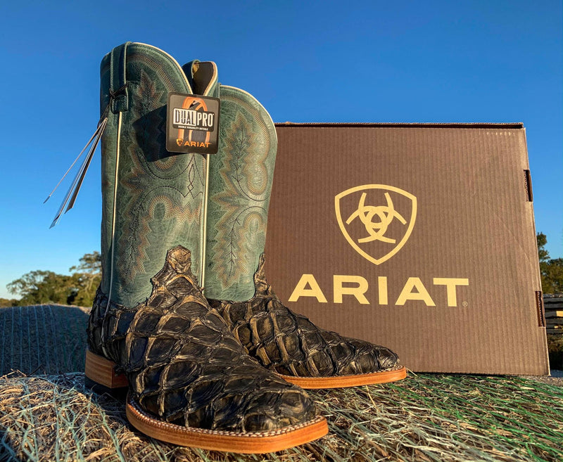 Deep Water Western Boot Ariat