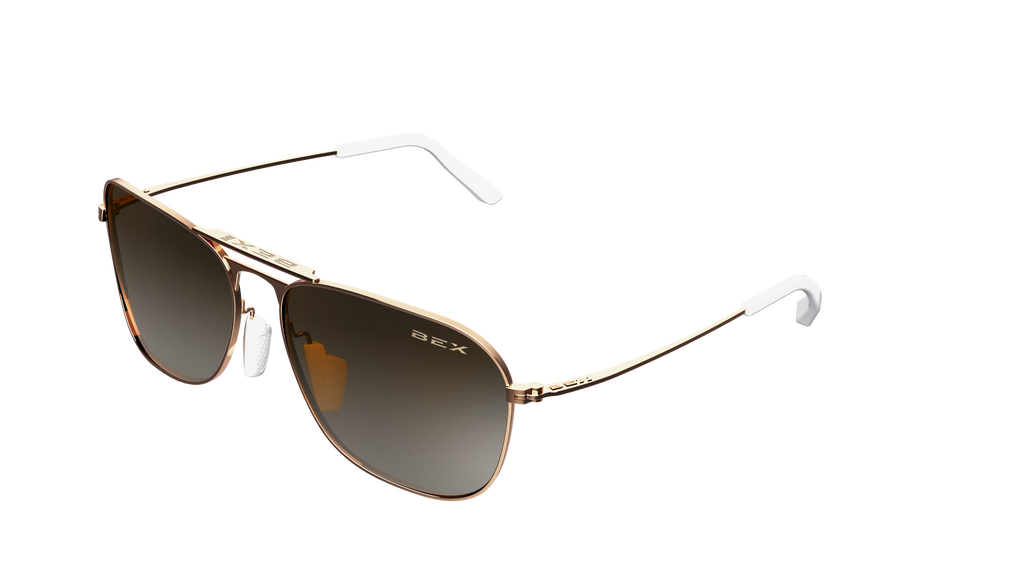 Bex Sunglasses Ranger Rose/Brown
