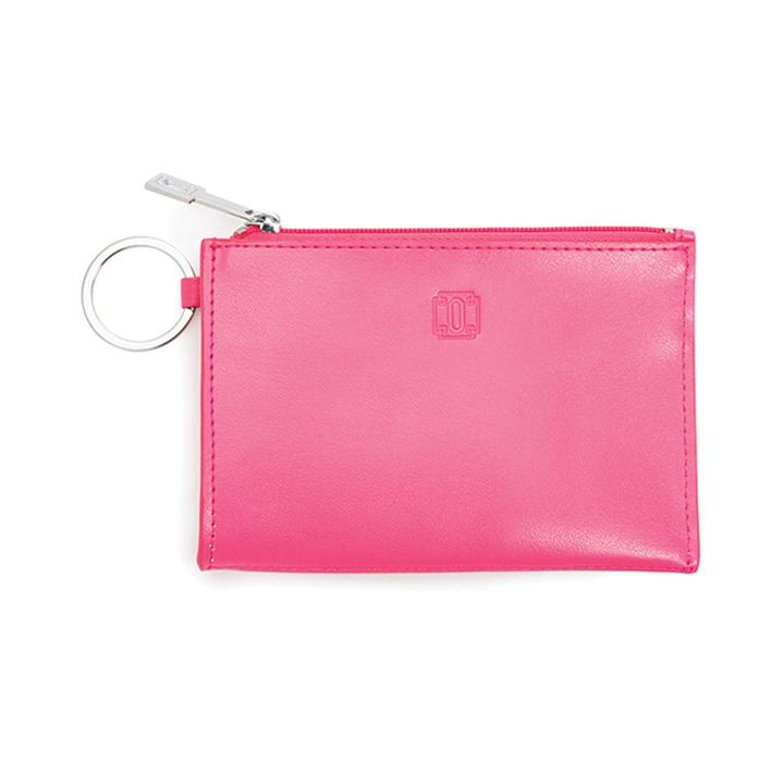 Ossential Card Case - tickled pink
