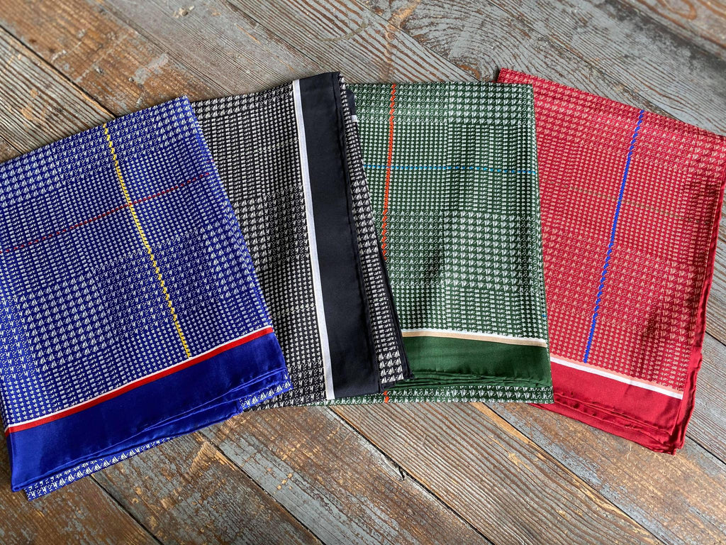 Plaid Wild Rags