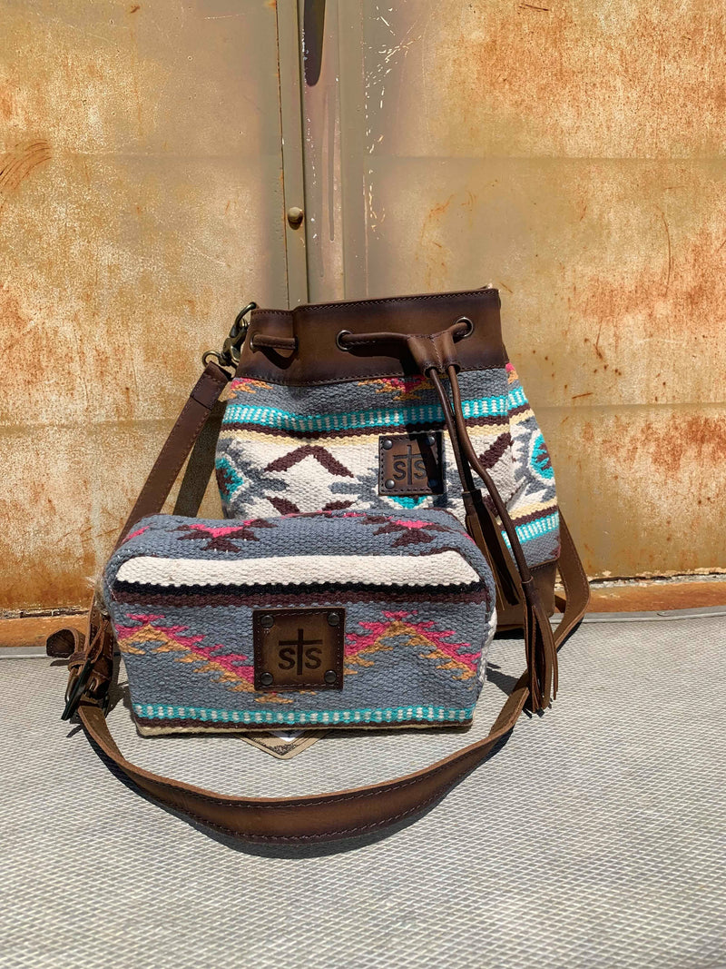 STS sedona bucket bag