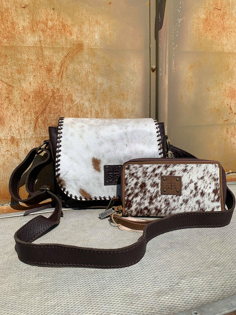 STS Selahs saddle crossbody