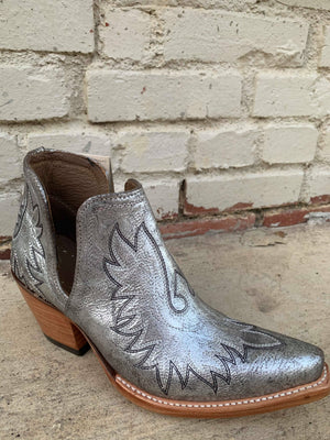 Ariat Dixon Metallic Silver